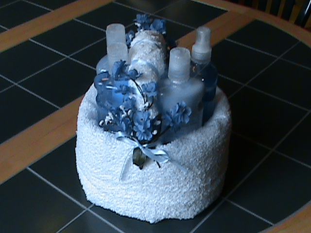 s delightful gifts bath towel creations